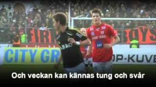 Kalmar FF:s nya låt till Guldfågeln Arena
