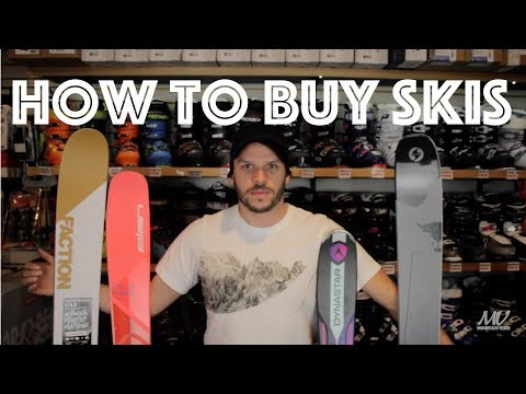 How To Buy Skis