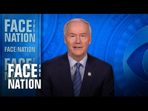 """Arkansas Governor Asa Hutchinson says """"we have to do better"""" to administer vaccine"""
