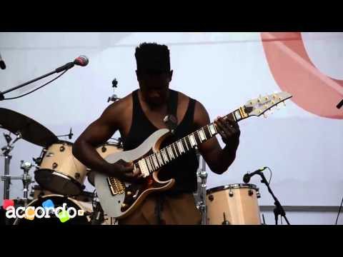 Music Italy Show 2013 - Tosin Abasi Live