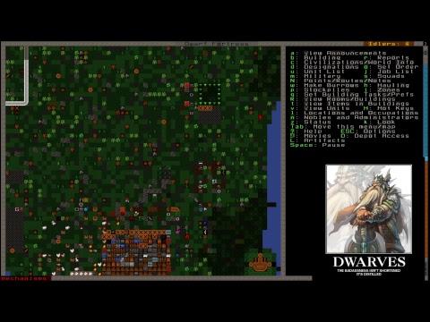 New 0.44.01 Dwarf Fortress Madness! Part 2