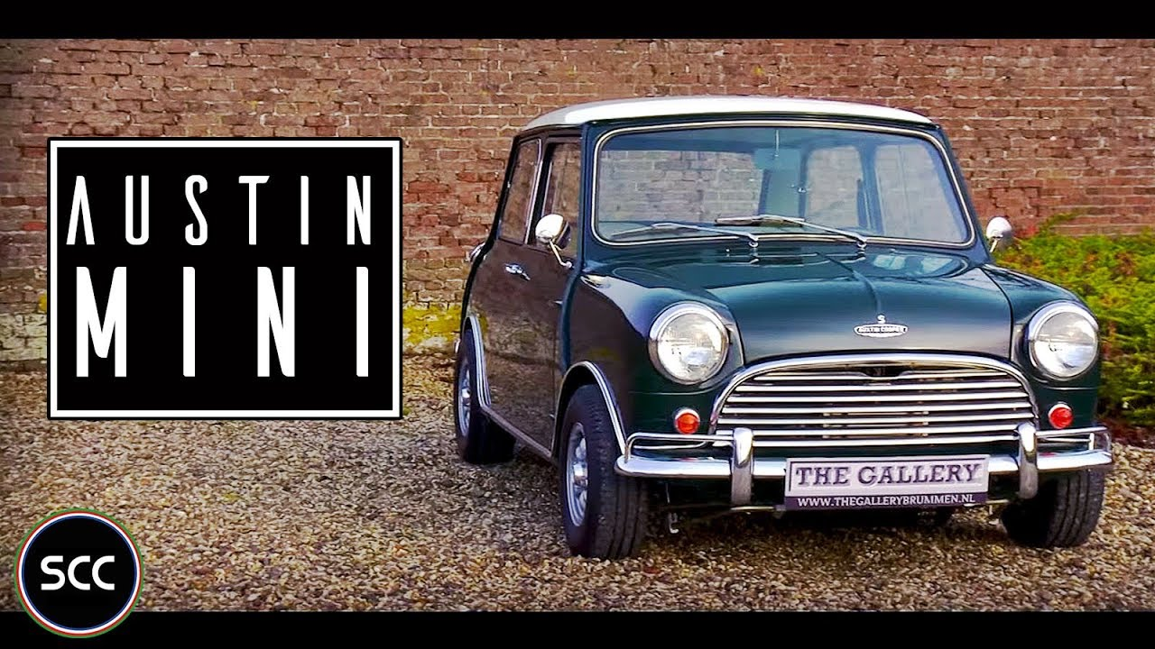 Austin Mini Cooper S 1968 Modest Test Drive Engine Sound Scc