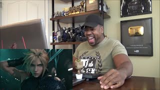 Final Fantasy VII Remake - The Game Awards 2019 Trailer   PS4 - Reaction!