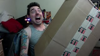 Comic-Con 2019 Haul & Big Bad Toy Store Live Unboxing!