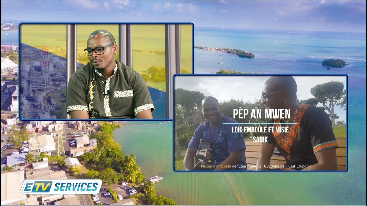 ETV SERVICES: Loïc EMBOULLÉ