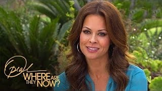Brooke Burke-Charvet: Lessons From Cancer Diagnosis | Where Are They Now | Oprah Winfrey Network