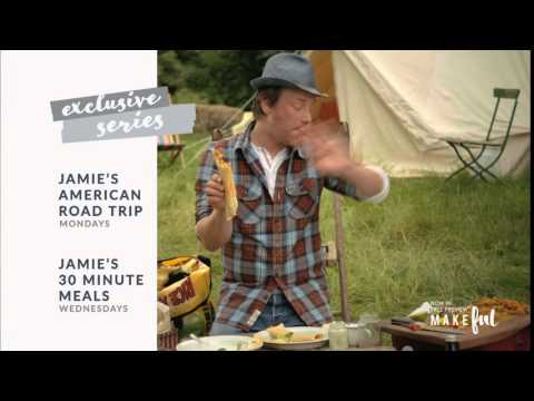 Jamie Oliver Makeful