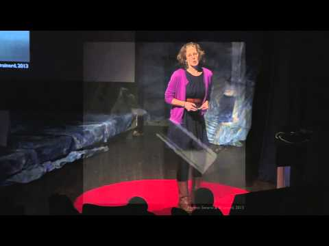 The Power of Observation: Cally Harper at TEDxSpenceSchool