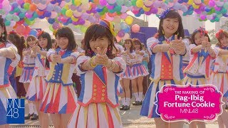 Gambar cover MNL48: Pag-ibig Fortune Cookie Music Video | The Making