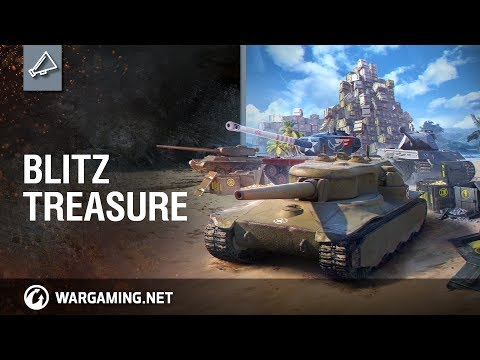 World of Tanks Blitz - Blitz Treasure! Return of the Chests!
