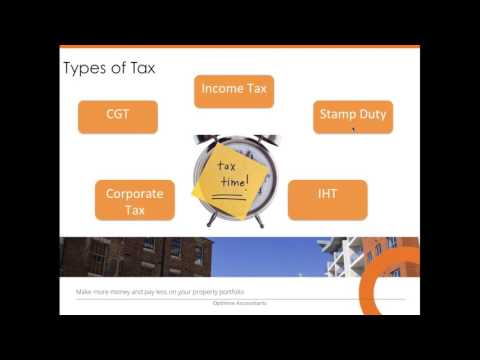 Tax Efficiency & Mortgage Interest Relief For Landlords