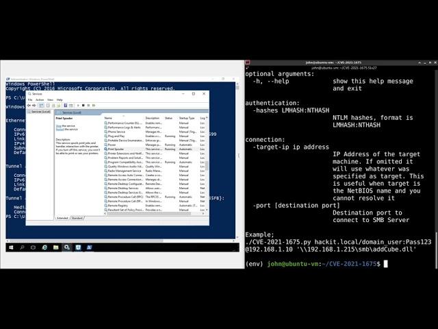 Các Bước Sửa Lỗ Hổng PrintNightmare Trên Windows 10 - AN PHÁT