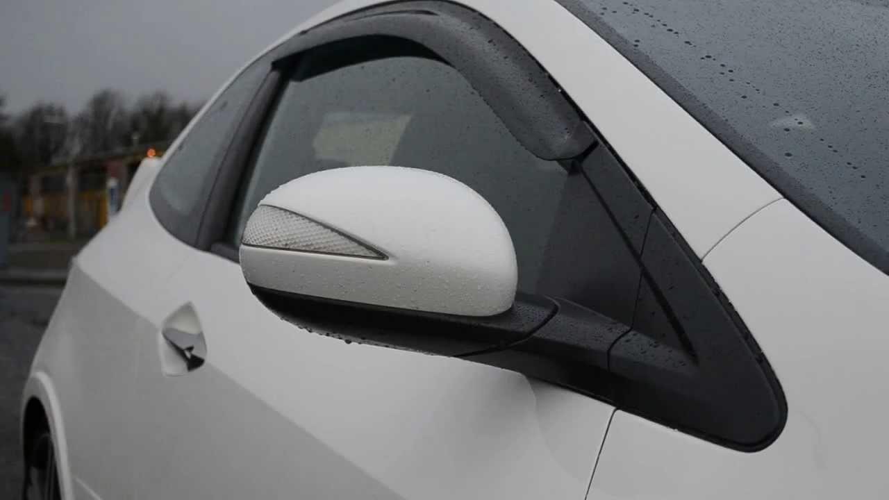 Honda Civic Folding Mirrors Youtube