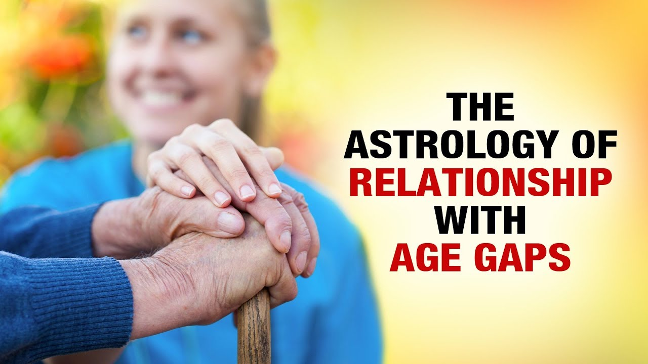 age difference between couples astrology