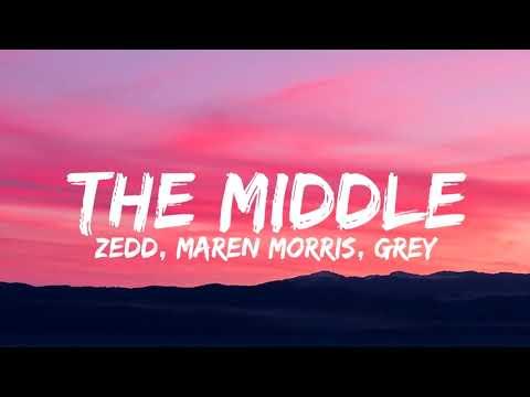 Zedd, Maren Morris, Grey - The Middle 1HOUR