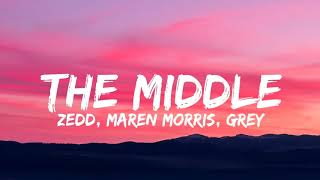 Zedd, Maren Morris, Grey - The Middle 1HOUR