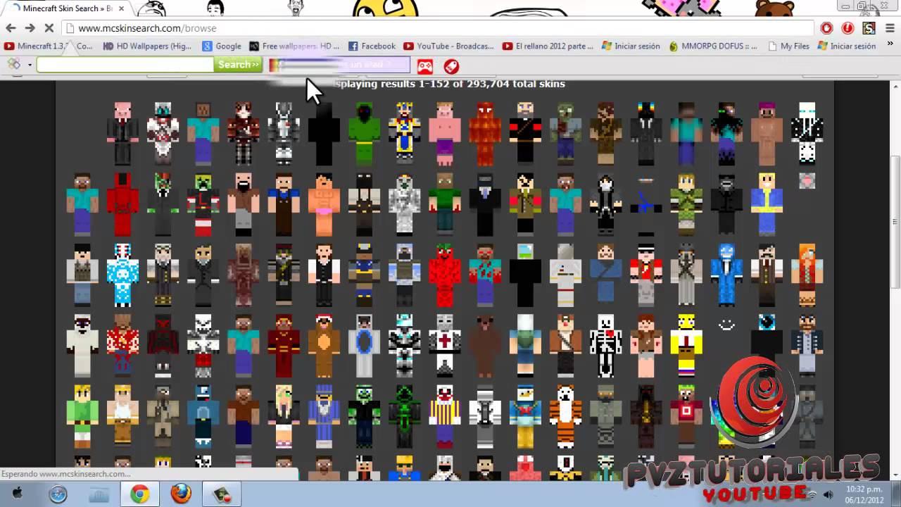 Descargar Minecraft Skin Viewer | Programa para hacer