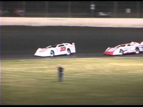 NeSmith Weekly Series Bonus Coverage:  Magnolia Motor Speedway April 2012