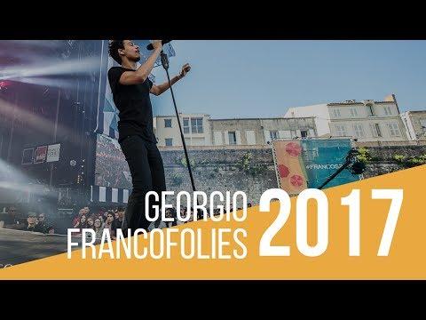 Youtube: [LIVE] Georgio – Brûle