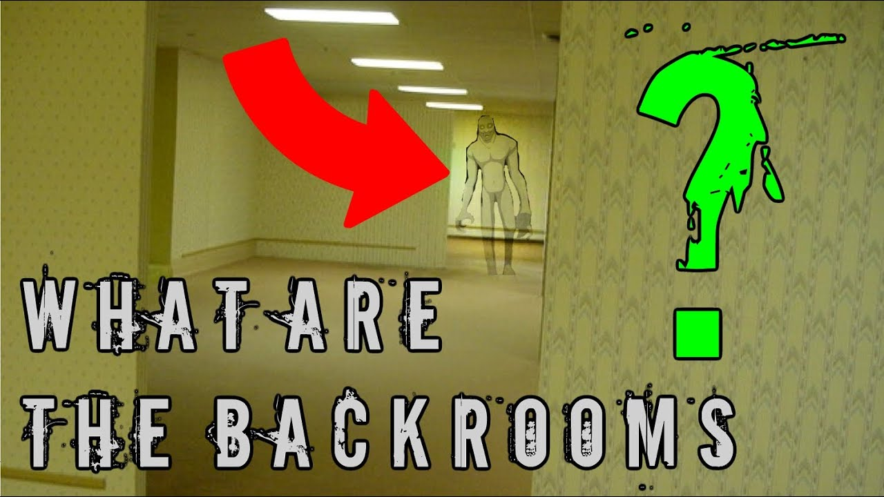What are The Backrooms? - YouTube