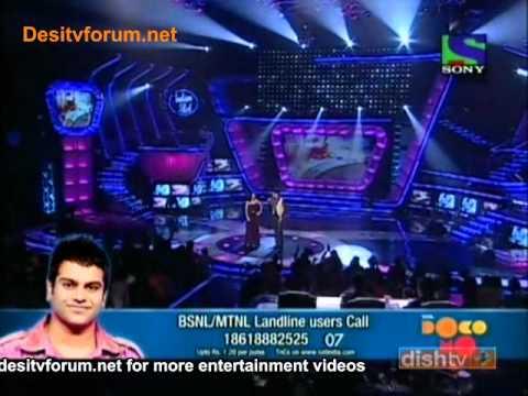 Sreeram - Sunidhi - Saiyaan - Indian Idol 5