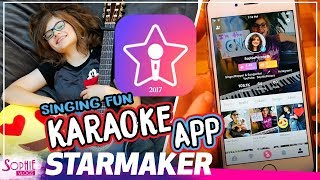 Starmaker Sing Along Songs Karaoke App - You've GOT TO Check Out | by Sophie Pecora