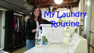 My Laundry Routine (10 Tips to Keep Laundry Under Control)
