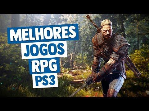 Melhores Jogos De RPG Do PS3