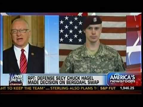 RPT: Defense SECY  Chuck Hagel Made Decision On Bergdahl Swap - America's Newsroom