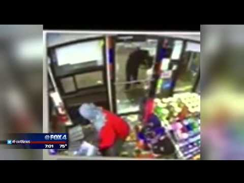 ATM thieves elude police in west Dallas