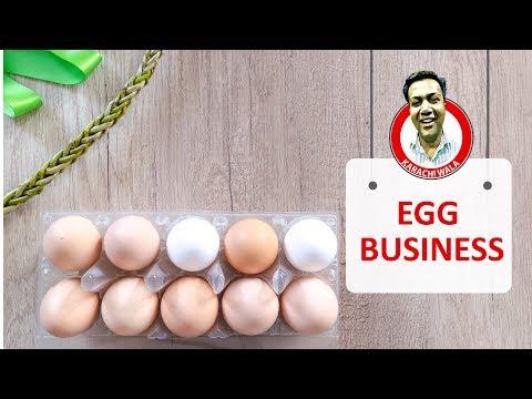 Egg Business Idea   Karachi Wala