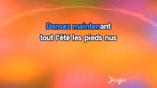 Karaoké Dansez maintenant (Moonlight Serenade) - Dave *