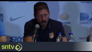 Diego Simeone hoping to be future Argentina coach