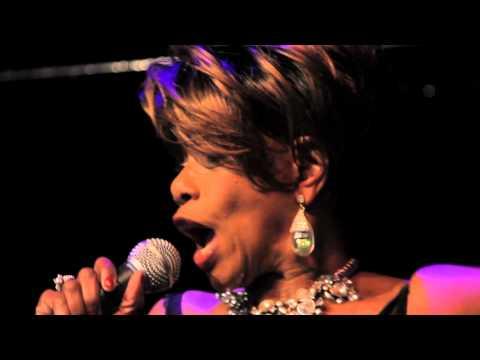 Melba Moore Live @ London JazzCafe (Official #Soulgigs)