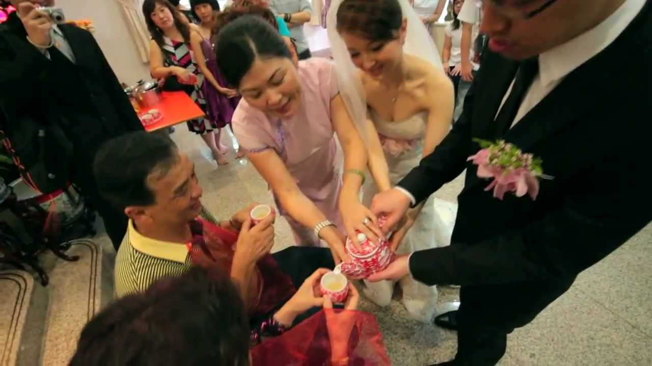 Chinese Wedding Video Malaysia Videographer
