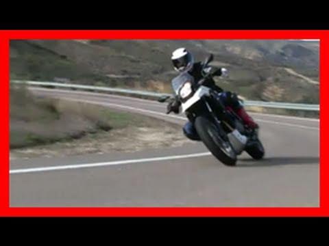 BMW G 650 GS Test von 1000ps in Almeria / Spanien