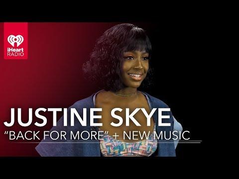 Justine Skye on