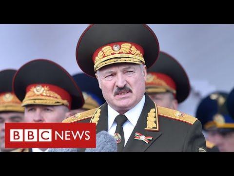 Belarus President Lukashenko defends forcing passenger plane to land to arrest journalist - BBC News