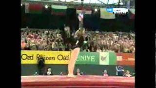 2007 European Gymnastics Championships Vault EF Part 2.avi