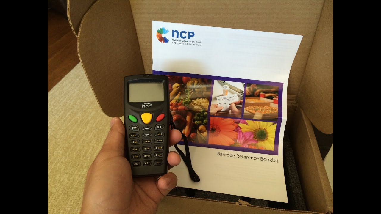 how to use ncp scanner