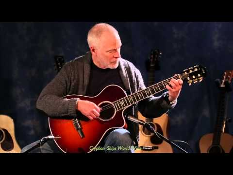 Taylor 612ce-N Demonstrated By Tom Culbertson