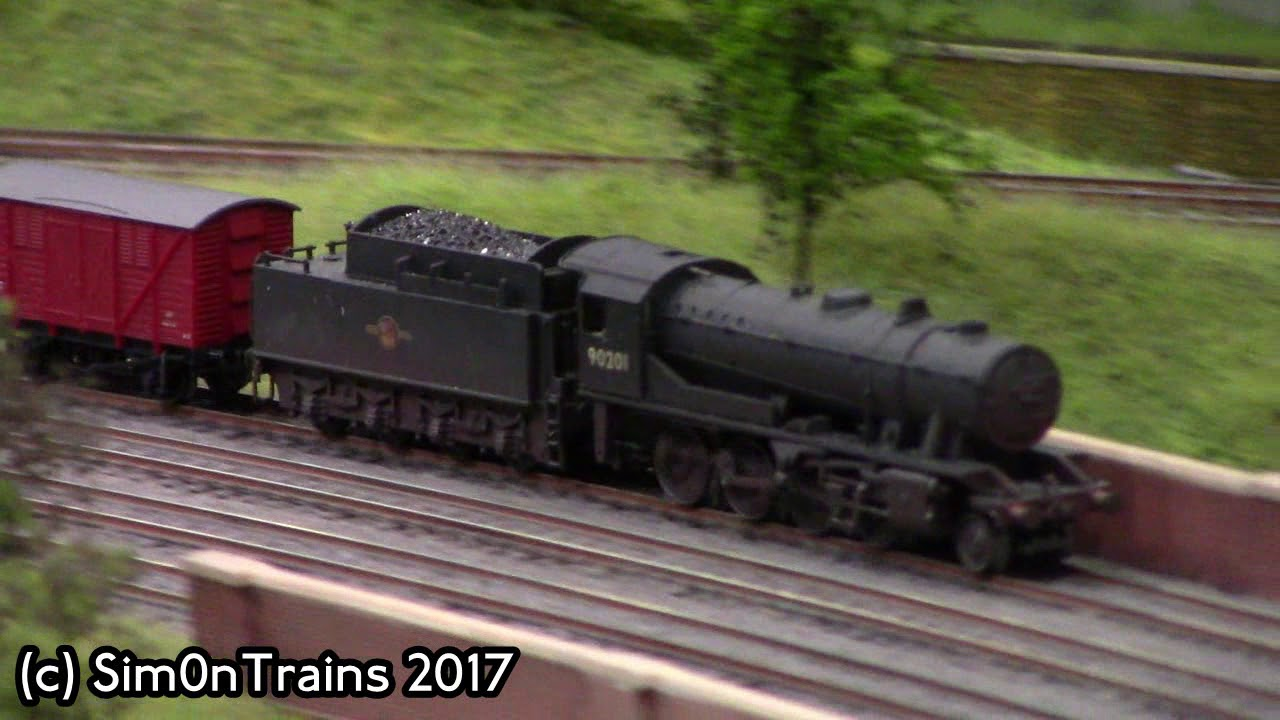Warley National Model Railway Exhibition 2017 Part 3 (26th November 2017)