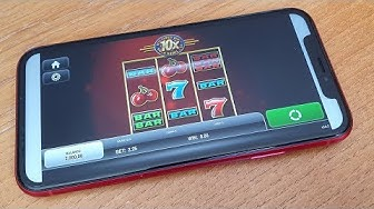 Top 5 Best Slot Machine Games for Iphone / Ipad In 2020 🎰
