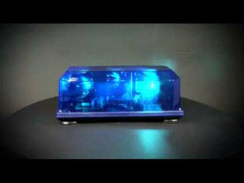 Wolo priority 1 halogen mini bar lights 3505m b youtube aloadofball Image collections