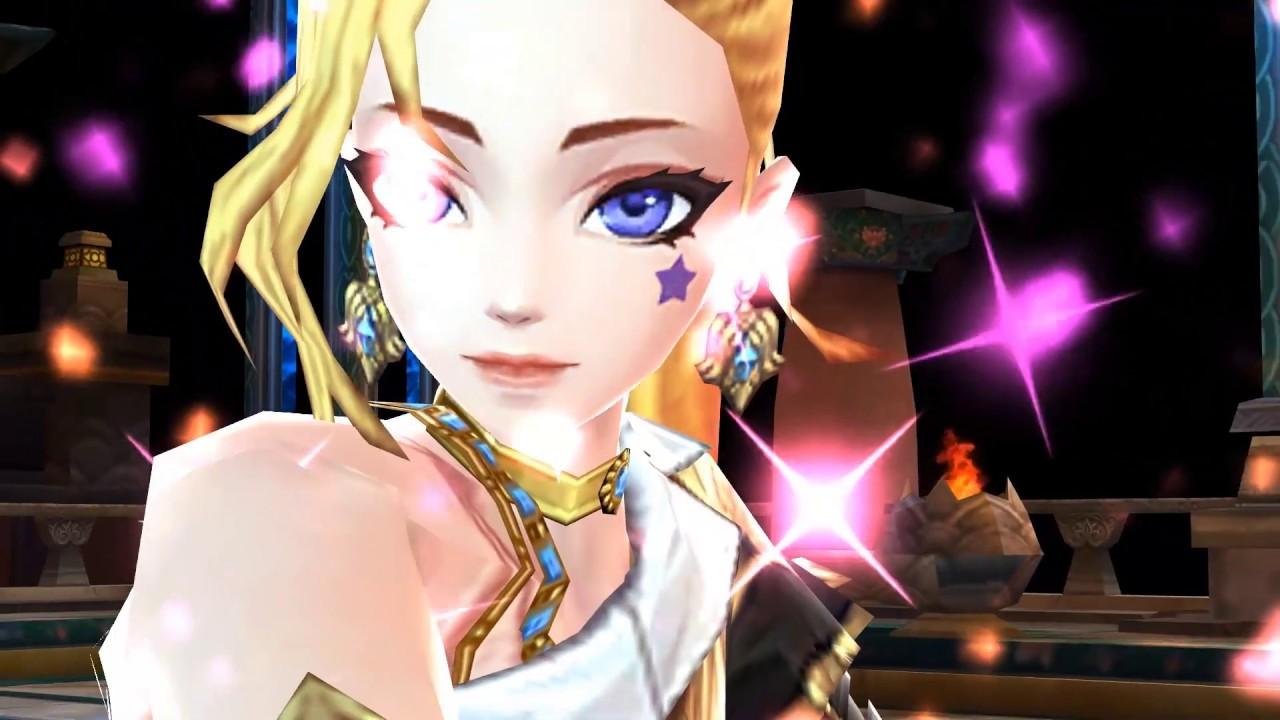 Kritika: The White Knights | New Character Lina