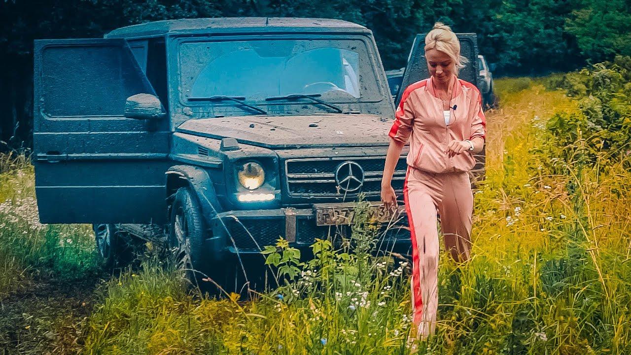 КОГДА НЕ ЖАЛКО ГЕЛИК. Mercedes G63 AMG против НИВА БРОНТО