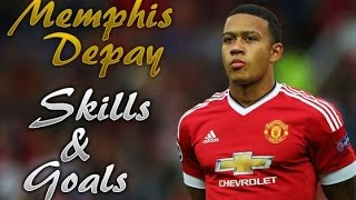 Memphis Depay•The Perfect Winger•Skills & Goals Compilation•