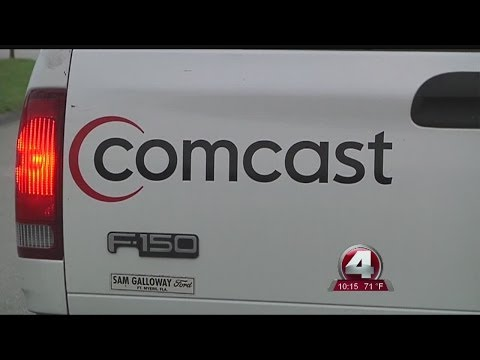 Neighbors in Naples neighborhood say Comcast won't bury exposed cable