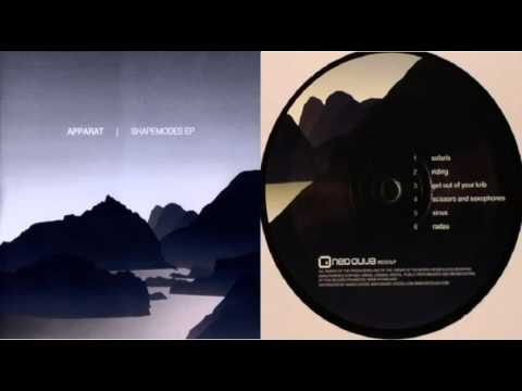 Apparat - Shapemodes 2004 (Full EP)
