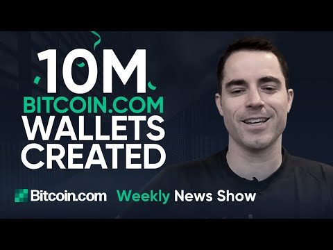 10M Bitcoin.com Wallets Created, Updates On Local.bitcoin.com, Opinion On SilkRoad And DNM's Support